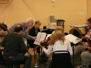 Absolute Jest - SLSQ rehearsal