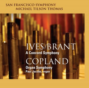 Ives A Concord Symphony CD Cover