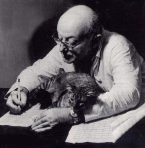 Happy 115th Birthday to Henry Cowell!